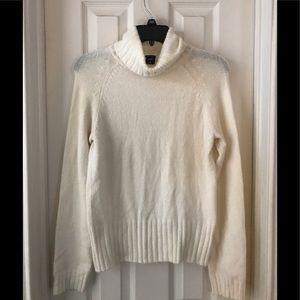 Gap Stretch Womens Turtleneck sweaterMEDIUM